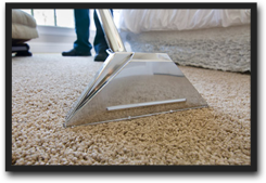 Carpet Steam Cleaning with Advanced Tool